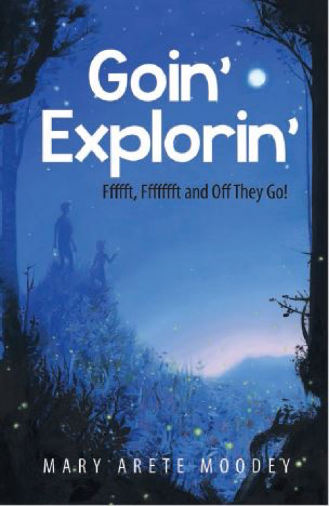 Goin' Explorin' book cover
