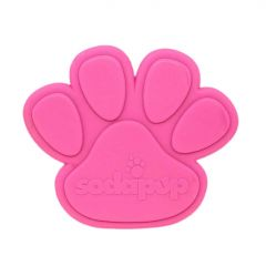 Dog Toy Paw Print