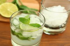 Honey Mint Mojito