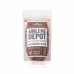 Abilene Depot Salt & Pepper Upgrade - 4 oz. pouch