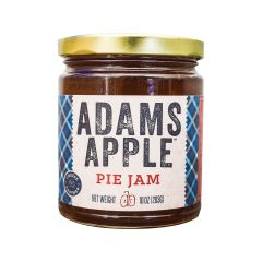 Adams Apple Pie Jam, 10 oz jar