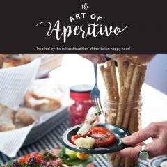reCAP® Art of Aperitivo eBook | Aperitivo Recipes