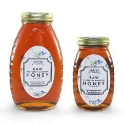 Blueberry Blossom Raw Honey