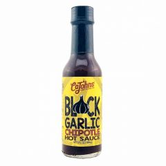 Black Garlic Chipotle Hot Sauce