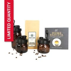 Limited Coffee Storage Gift Set for Home Barista
