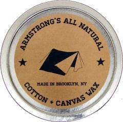 Armstrong's Cotton + Canvas Wax