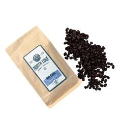 Duo Dark Roast blend, small batch coffee beans