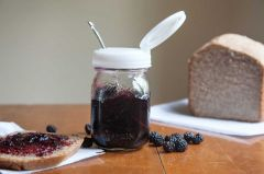 How to make Blackberry Freezer Jam