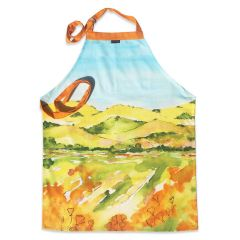 Hills Are Alive Handmade Kitchen Apron