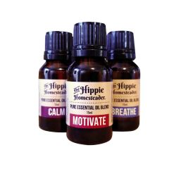 Hippie Homesteader Pure Essentail Oils, 15ml