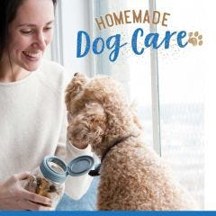 Homemade Dog Food Recipes & Dog Care eBook by reCAP®