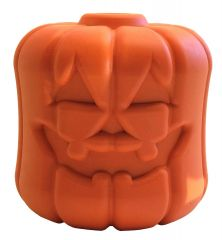MKB Jack O' Lantern - Large, Orange Dog Toy