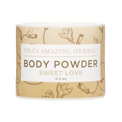 Sweet Love Body Powder