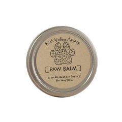 Natural Homemade Beeswax Paw Balm