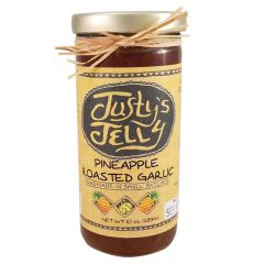 Pineapple Roasted Garlic Jelly