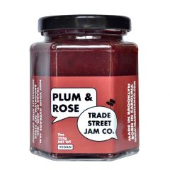 Plum & Rose Small Batch Vegan Jam