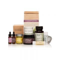 Naturally Beautiful Pregnancy Gift Set