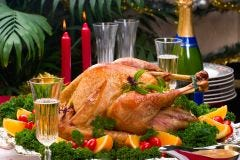 Roasted Turkey Recipe with Sweet and Savory Holiday Brine