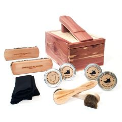 Armstrong's Shoe Shine Box