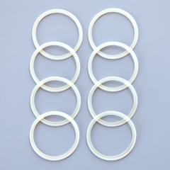 reCAP® Mason Jars Lid Gaskets, Silicone - Set of 8