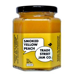 Smoked Peach Small Batch Vegan Jam