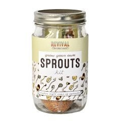 Sprouting Kit, Grow Your Own Sprouts