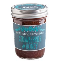 Neat Nick Preserves Small Batch Jam