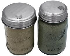 Sugar Dispensing Lid for Mason Jars, 2-Pack