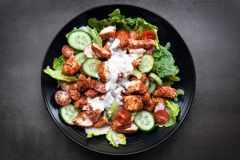 Chicken Tandoori Summer Salad