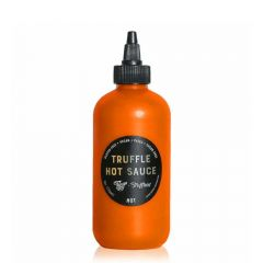 This limited-edition Truffle Hot Sauce is the much-anticipated debut collaboration between the two rising brands.