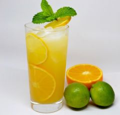 Citrus Vodka Spritzer