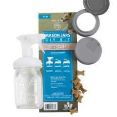 reCAP® Mason Jars Dog Care Kit