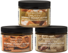 gourmet peanut butter, artisan nut butter, small batch peanut butter, real peanut butter