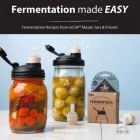Fermentation Recipes | Fermenting Made Easy eBook by reCAP®
