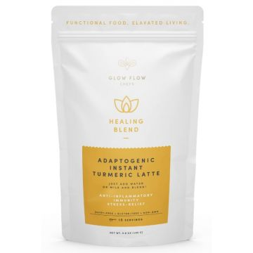 Turmeric is anti-inflammatory, pair that with the immune-strengthening herbs included in this blend and health and well-being are coming your way.