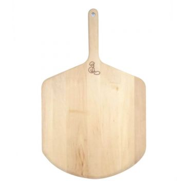 Basswood Perfect Peel, Handcrafted Pizza Board