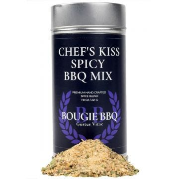 Chef's Kiss Spicy BBQ Mix