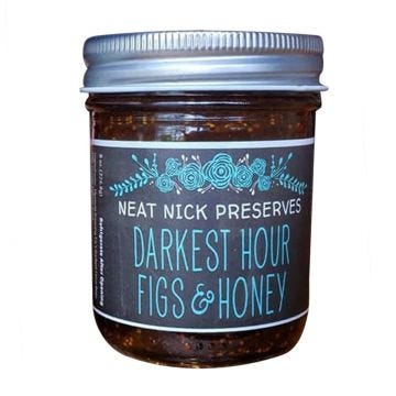 Neat Nick Preserves Small Batch Fig Conserve