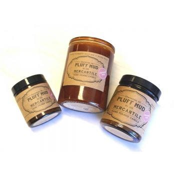Pluff Mud Mercantile Hand Poured Soy Candles