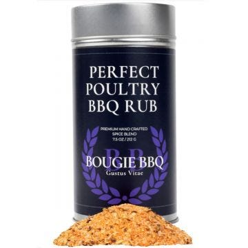 Perfect Poultry BBQ Rub