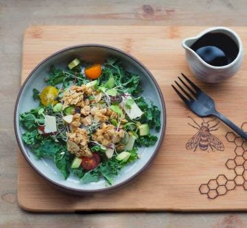 5 Tips to Up Your Salad Game