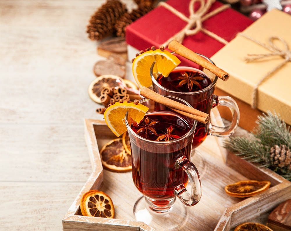 Five Easy Cocktails for the Holiday Season recipe.