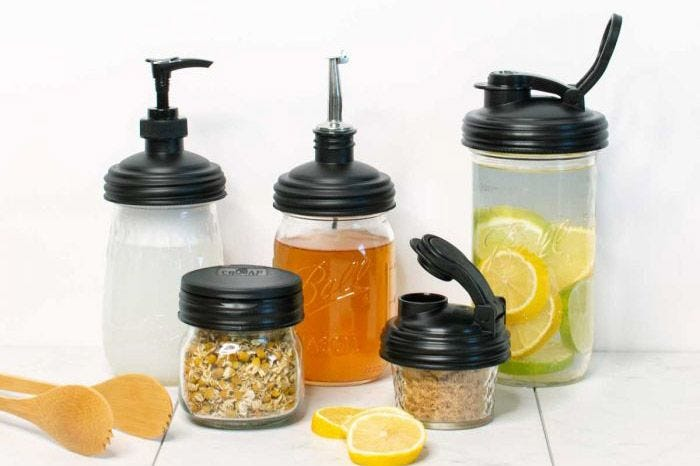 Frequently Asked Questions About Mason Jars and Lids story.