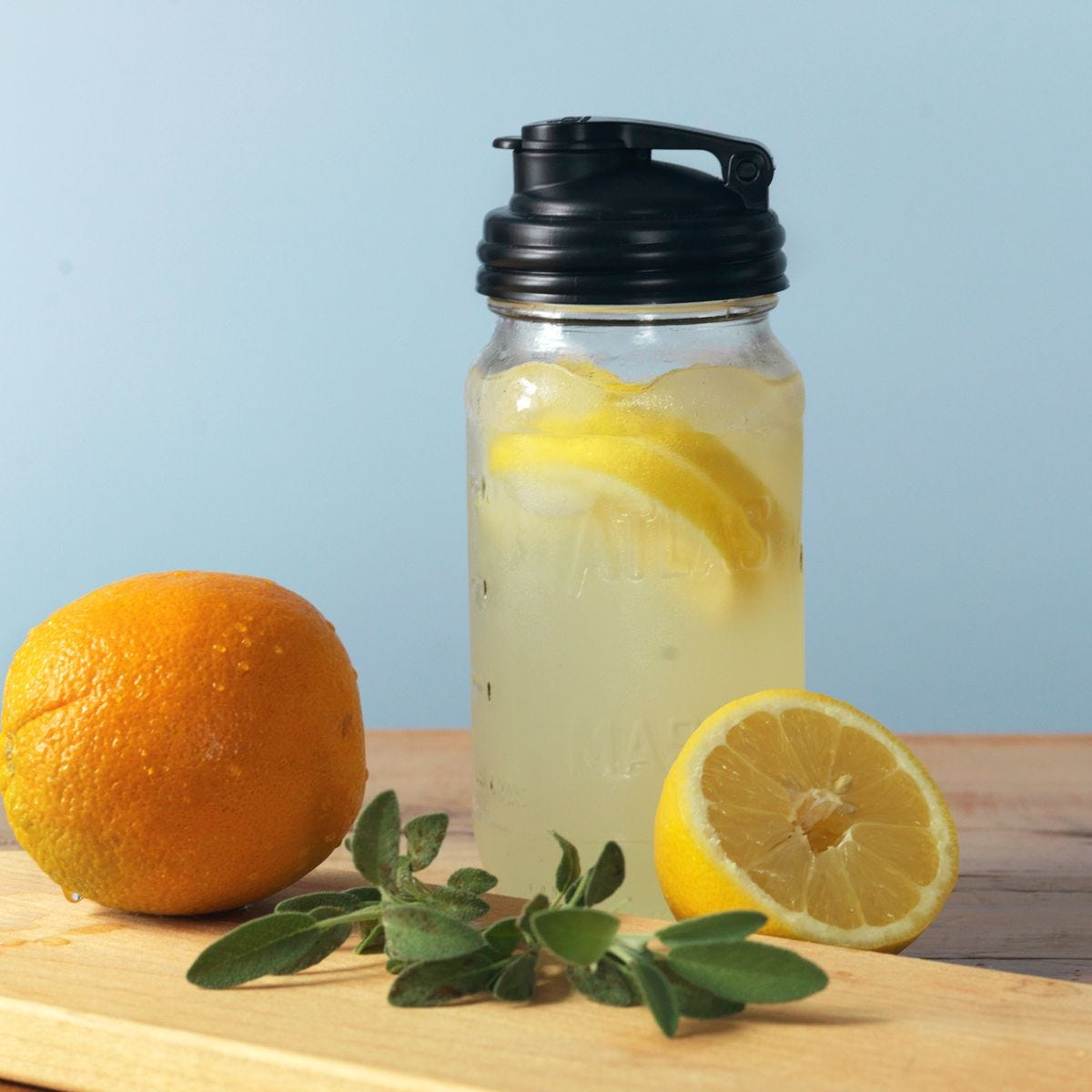 5 Infused Water Recipes recipe.