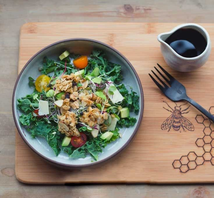 5 Tips to Up Your Salad Game how to.