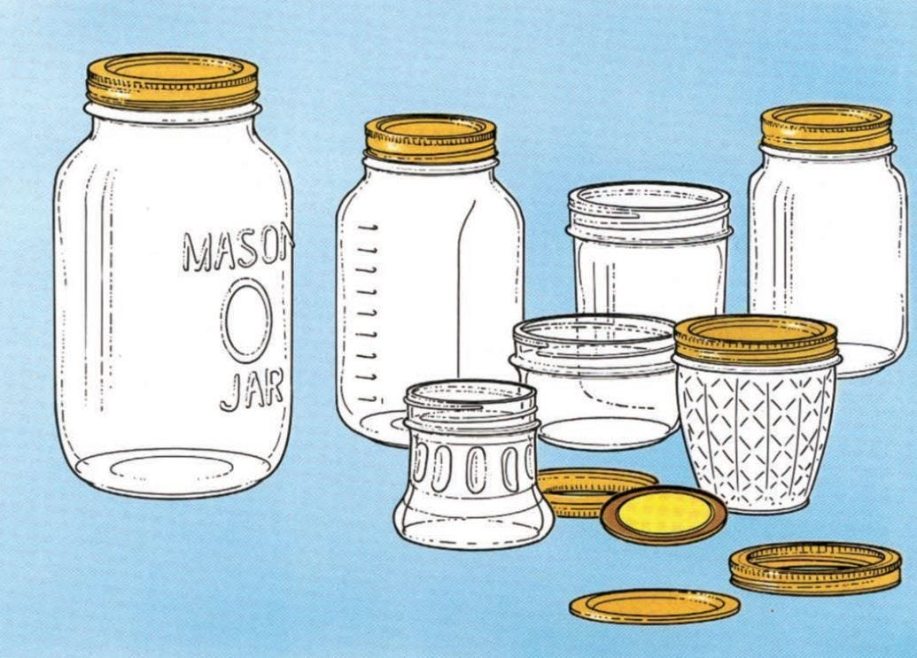Can You Use Re-cycled Mason Jars For Canning? story.