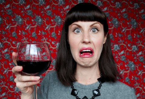 Why Does Red Wine Stain Your Teeth and Lips? how to.