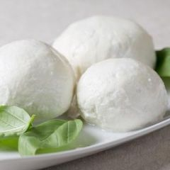 Quick Mozzarella - Microwave and no Microwave