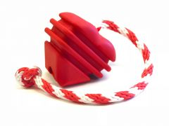 MKB Heart on a String Ultra-Durable Reward Ball - Large - Red
