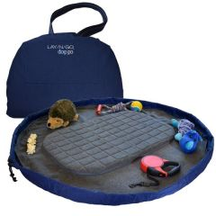 "LAY-N-GO TRAVEL DOG BED (44"")"